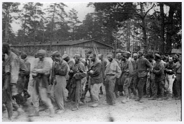 в'язні Дарницького табору